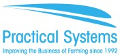 Practical Systems logo - Improving the Business of Farming since 1992