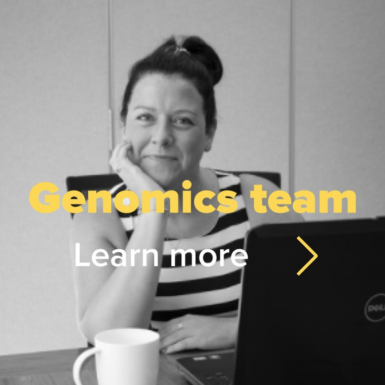 Genomics team